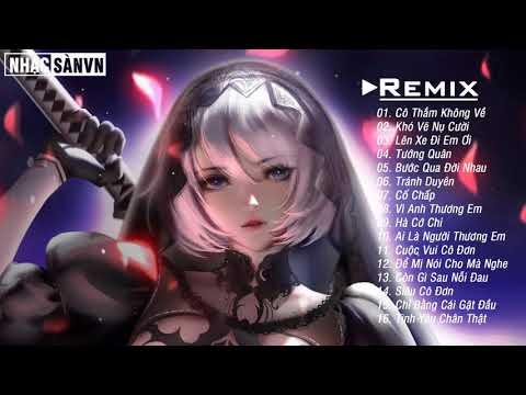 Khó Vẽ Nụ Cười Remix, Lời Yêu Ngây Dại Remix | Nhạc EDM Nhẹ Nhàng - Htrol x Phạm Thành Remix