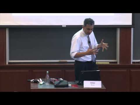HLS Executive Education October 2014 Colloquium: Mihir Desai Pt 1