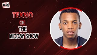 Video Alhaji Tekno (Slim Daddy) On The Midday Show With Toolz! download MP3, 3GP, MP4, WEBM, AVI, FLV Juli 2018