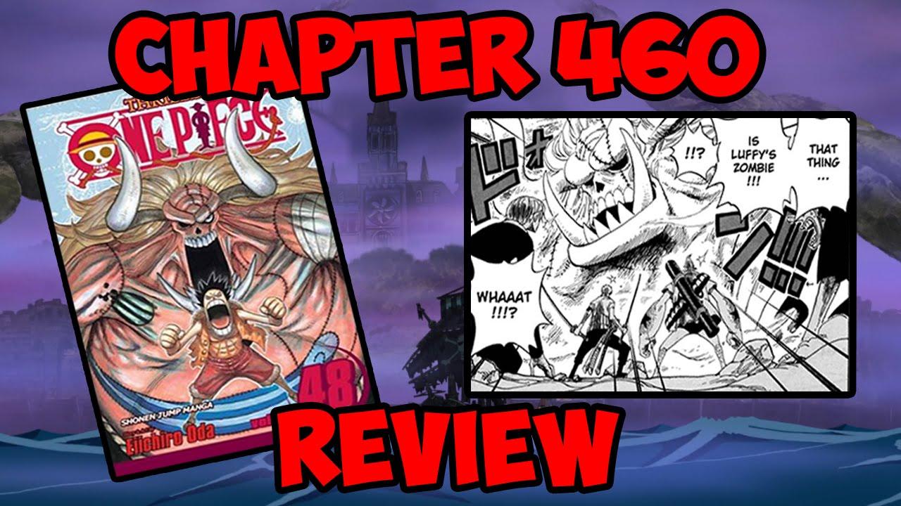 One Piece Folge 460