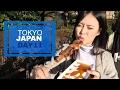 Japan Vlog 9: Asakusa Street Food, Ginza, and Fast Food
