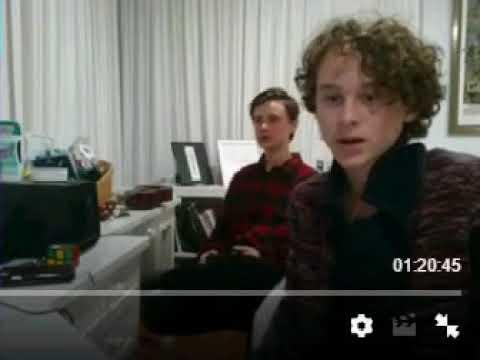 3am with Jaeden Lieberher and Wyatt Oleff January 15 2017