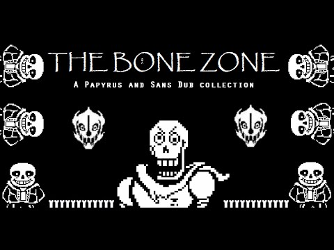 "Undertale ""The Bone Zone"" [A Sans and Papyrus Comic Dub Compilation]"
