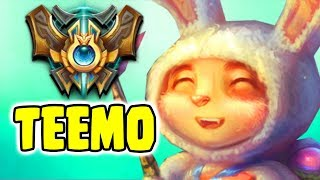 Challenger Teemo Legende | FNC Noway4u Challenger (Deutsch/German) LOL