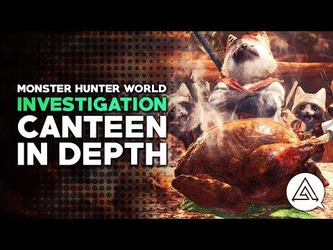 Monster Hunter World | The Canteen,...