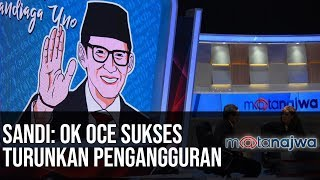 Download Video Sandi Sandiaga Uno: OK OCE Sukses Turunkan Pengangguran (Part 3) | Mata Najwa MP3 3GP MP4