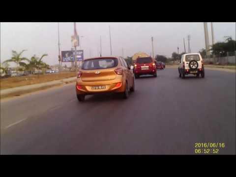 KTM Duke 200 Cacuaco São Pedro da Barra Luanda - Angola - África