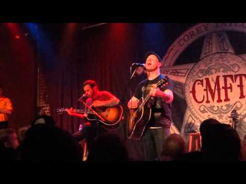 Corey Taylor-You Got Lucky-Tom Petty Cover(acoustic)