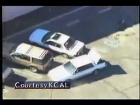 1997 North Hollywood Shootout News Coverage
