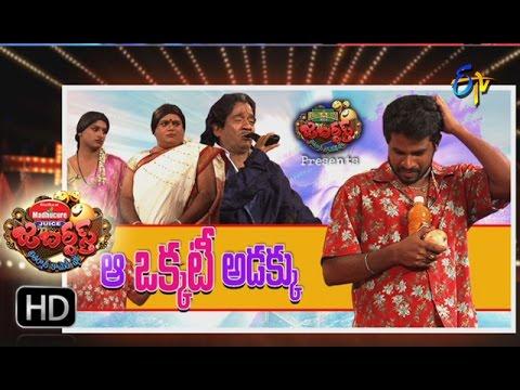 Jabardsth |29th  December 2016| Full Episode | ETV Telugu