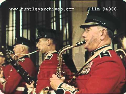 Military Band, 1960's - Film 94966