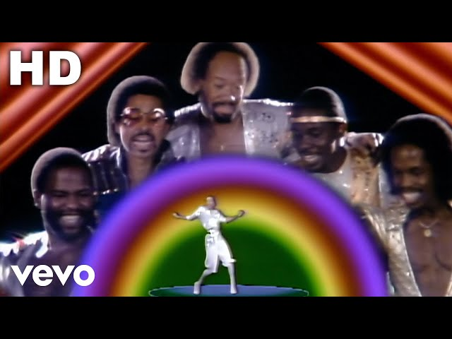 Earth, Wind & Fire - Let's Groove (Official HD Video)