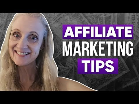 Affiliate Marketing Tips For Success Online thumbnail