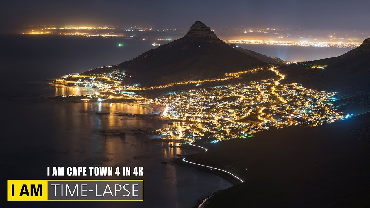 I AM CAPE TOWN 4 IN 4K