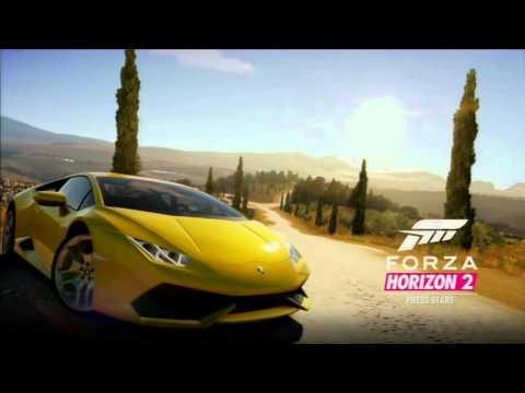 Forza Horizon 2 XBOX 360 Intro