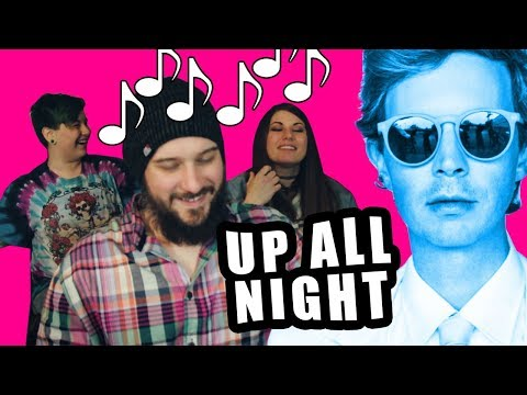 Reacting to Beck - Up All Night (Music Video React)