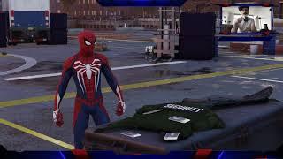 Doctor Plays Spider Man Part 10