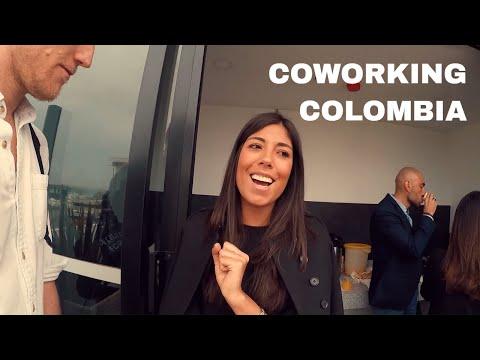 Coworking giant WEWORK in BOGOTA!