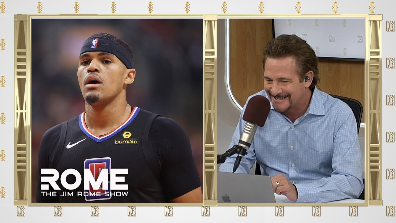 Clippers TRADE Tobias Harris to 76ers | The Jim Rome Show