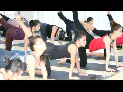 Hồ Ngọc Hà luyện tập Yoga tại California Fitness & Yoga Center