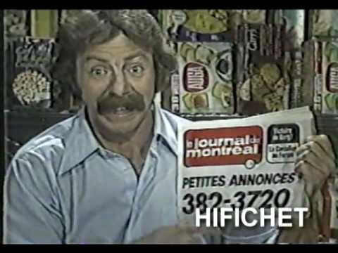 Le Journal de Montréal petites annonces (Publicité Québec)