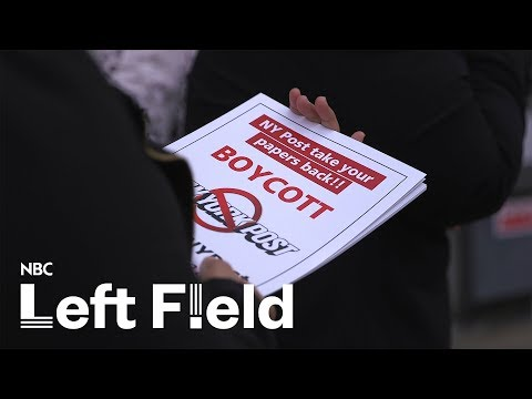 Bodega Boycott:  Uniting to Bankrupt the New York Post | NBC Left Field