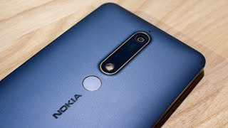 New Nokia 6 (2018) hands-on