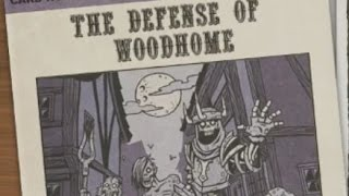 Lets Co Op Cardhunter 10 - The Defense Of Woodhome