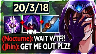 riot Updated Talon Into a JUNGLER.. And It's INSANELY Broken - League of Legends