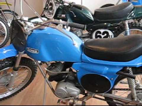 Vintage and PostVintage Motorcycle Collection