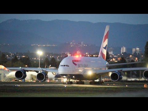 British Airways A380-841