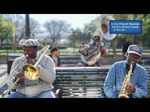 The French Quarter in One Minute