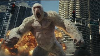 'Rampage' Official Trailer (2018) | Dwayne Johnson, Naomie Harris