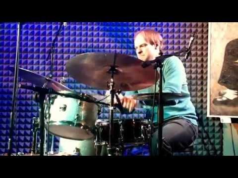 Ari Hoenig drum solo w/ Kenny Werner Trio - al Modo Live - Salerno