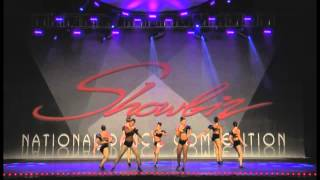 SpotLite Dance Studio Schoolin Life - Showbiz National Dance Competition