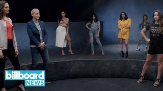 Download Lagu Maroon 5's 'Girls Like You' Cardi B Remix Cameo-packed New Video | Billboard News Mp3
