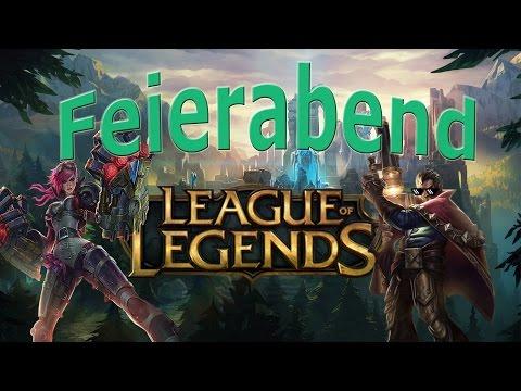 League of Legends: Feierabend #1 Schönheits Chirurgen im Einstaz