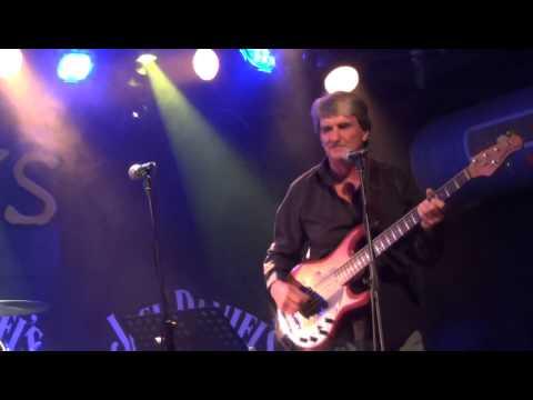 Who do you love & Willie and the hand jive - The Mark Hanna Band -  Geronimo's (Roma 18-10- 2013)
