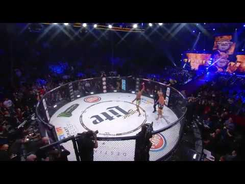Bellator 163: McGeary vs. Davis for the Belt