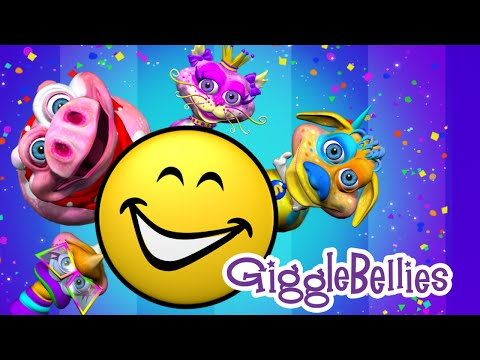 Down By The Bay | 9 More Fun Kids Songs | GiggleBellies