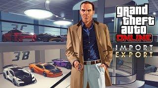 GTA Online - Import/Export Trailer