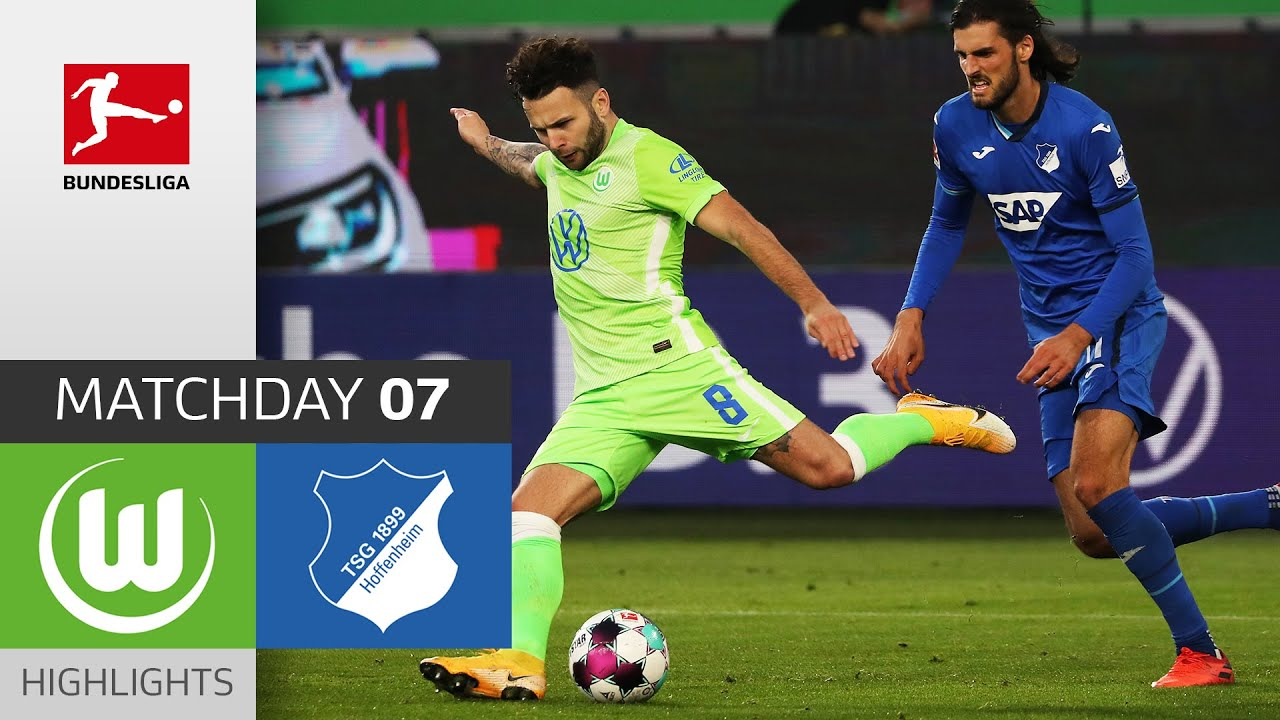 Download VfL Wolfsburg - TSG Hoffenheim | 2-1 | Highlights | Matchday 7 – Bundesliga 2020/21