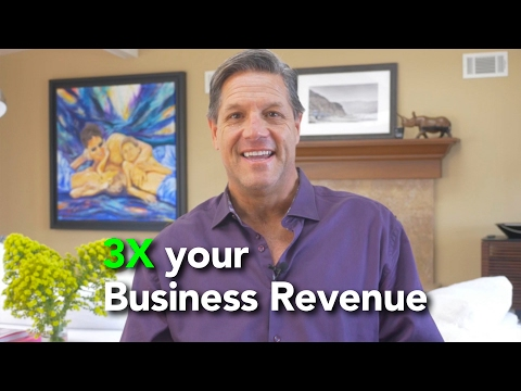 Learn to 3X your Business Revenue This Year
