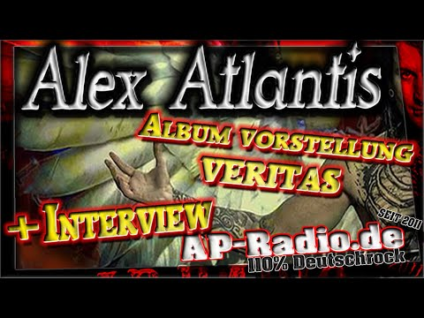Alex Atlantis - Interview mit AP-Radio