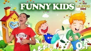 FUNNY KIDS SONG|ACTION SONG|FUNNY SONG|+ MORE SONGS FOR KIDS