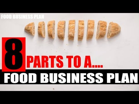 How To Make A Business Plan Step By Step For Your Food Business