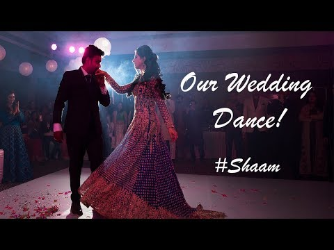 Our Sangeet Dance Performance  Bride & Groom Dance  Shaam