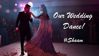 Baixar Our Sangeet Dance Performance | Bride & Groom Dance | #Shaam