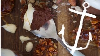 How To Make Almond Praline (brittle) Bondi Harvest