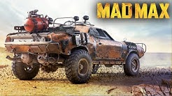 Mad Max: Gameplay Walkthrough Part 7 - EPIC Journey to GASTOWN!! - LIVE Stream 1080p PS4